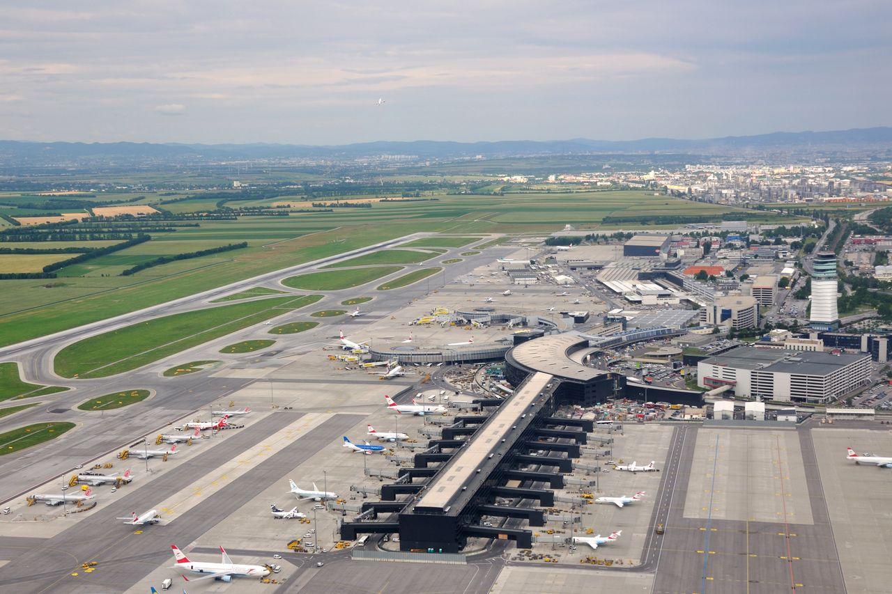 заказать трансфер в аэропорт Австрии Швехат