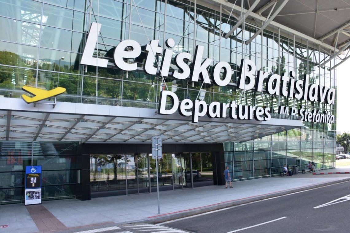 Инструкция как заказать трансфер из аэропорта Словакии Братислава.